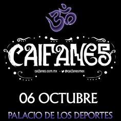 Caifanes anuncia nuevo concierto  en la Ciudad de M?xico por Lorenzo Soberanes Enlace  https://www.rockerosvip.com/conciertos/2018/3/7/caifanes-anuncia-nuevo-concierto-en-la-ciudad-de-mxico