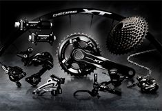 2016 Shimano XT 8000 11-speed mountain bike component group details