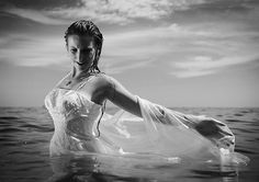 Trash the Dress….so fun and amazing pics all at once (Let's be real….your daughter isn't going to actually wear your dress)