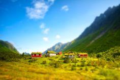 Somewhere, Norway