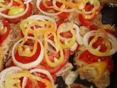 """Borzas"" husi tepsiben | gpmaria receptje - Cookpad receptek Hot Dogs, Ethnic Recipes, Food, Essen, Yemek, Meals"