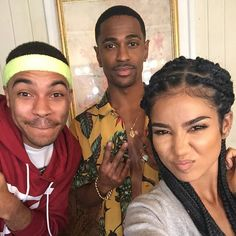 Big sean chance the rapper and jhene aiko