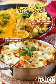 25 Easy Meals