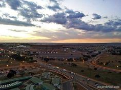 Vista desde la Torre de Tv