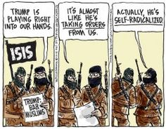 To All Those Who Fear And Hate Muslims — ISIS Propaganda Is Working On You