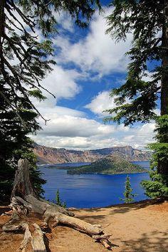 ˚Crater Lake, Oregon