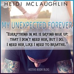 LOVE, LOVE, LOVE Harrison ~ My Unexpected Forever (Beaumont #2) by Heidi McLaughlin