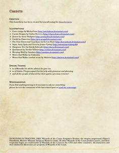 Lynesth's Book of Wonderful Creatures v0.2 (new creatures included !) - Imgur