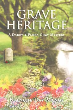 Coming this fall, a fourth Darcy and Flora cozy mystery!