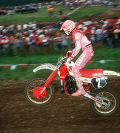 Jacky Vimond_Yamaha YZ 250 '92