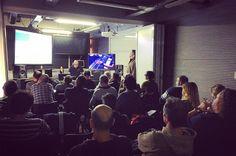 Omar Martínez (#Avid #ProAudio Specialist) brindó dos presentaciones del #ProTools 12.5 en las instalaciones de Digital Audio Group / @svc.com.ar