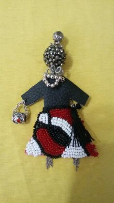 Rock doll by Gius