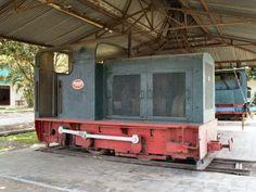 Narrow Gauge Diesels in Java's Sugar Mills (Part 1)