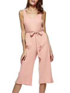 Sexy club ladies rompers Autumn V-neck Belt short sleeve jumpsuits. Ladies  RompersCheap ClothesClothes For WomenBelted ShortsShallowHigh WaistV ... 2ac3ac832