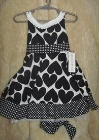StorkBrokers.com: Awesome Maggie & Zoe Girls Dress 12m, Baby, $7.00