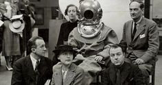 Dalí in a diving helmet: how the Spaniard almost suffocated bringing surrealism to Britain  http://lnk.al/ZBD
