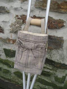 Crutch bag. Need to make myself for next month!