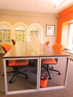 HON install at NextSpace Berkeley #coworking #interiordesign #design #office #furniture #modern #chic