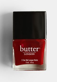Saucy Jack Nail Lacquer by Butter London