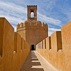 La Torre de Espantaperros, junto a la Plaza Alta de Badajoz.