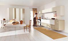 Cocinas Lago.  Muebles de diseño.