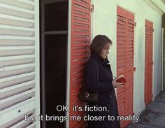 """""""La Chinoise"""" (The Chinese), Jean-Luc Godard Series Quotes, Film Quotes, Cinema Quotes, Truth Quotes, Louis Garrel, Movies Showing, Movies And Tv Shows, Jean Luc Godard, Movie Lines"""