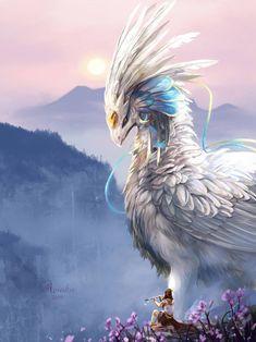 Cool Mythical Creatures, Cute Fantasy Creatures, Mythological Creatures, Magical Creatures, Fantasy Dragon, Dragon Art, Tiamat Dragon, Mystical Animals, Fantasy Beasts