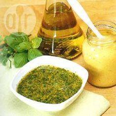 Vinagreta clásica de hierbas @ allrecipes.com.mx