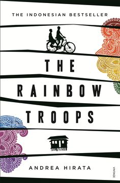 The Rainbow Troops (AUS and NZ edition). Cover by Natalie Winter