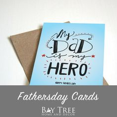 Yay for Fathers and Grandfathers, husbands, friends and lovers. Just what would we do without the special men in our lives?