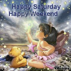 Image result for happy saturday friends gif images