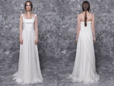 Aerin Ligia Mocan S/S 16 Bridal Collection Bridal Collection, Wedding Gowns, Formal Dresses, Fashion, Homecoming Dresses Straps, Tea Length Formal Dresses, Moda, Wedding Dresses, Bridal Wedding Dresses