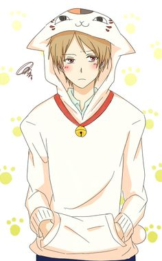 Natsume looks so cute