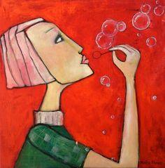 monicablom Bubble