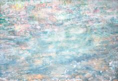 Early Morning Water by Iris Grace Halmshaw, 4 yrs old, with autism