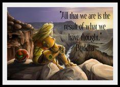 Budda quotes on Attitude