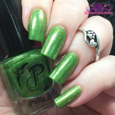 Polish and Paws: Pretty Jelly Nail Lacquer ~ Spring 2016 Collection