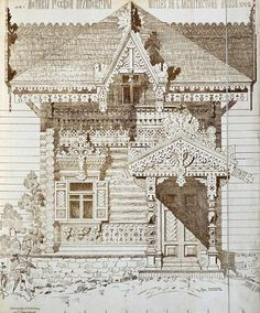 Old Russian luxury Houses - 7 page views remaining today