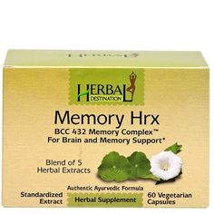 Memory Hrx Veg Capsules – Brain and Cognitive Power Booster enhancer Supplements, Pills. Boosts brain power and mental alertness.* Helps brain to recall facts (Could help college students also).* Has anti aging properties.* .