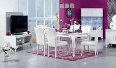 Alyans Avangarde Yemek Odası  en güzel yemek odası modelleri yıldız mobilya alışveriş sitesinde #diningroom #bedroom #avangarde #modern #pinterest #yildizmobilya #furniture #room #home #ev #young #decoration #moda #trend      http://www.yildizmobilya.com.tr/