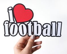 I love football !! My team is the NEW YORK GIANTS BABY!!