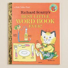 Best Little Word Book Ever, a Little Golden Book   World Market