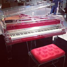 I want this piano !