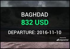 Flight from Houston to Baghdad by Turkish Airlines    BOOK NOW >>>