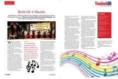 Birth Of A Mando  September 21, 1890 was Election Day in Margao, inspiring the famous mando 'Setembracha Ekvisaveri'. Maria de Lourdes Bravo da Costa Rodrigues looks at the tragic events that led to its composition.  Read the full article on Timeline Goa Magazine Vol 2 Issue 7… Now on stands….To Subscribe Call: 8888848098 or Visit www.timelinegoa.in.  #LookingBack #BirthOfAMando #composition #article  #TimelineGoa #Goa #GoaTimeline #Magazine #LifestyleMagazine#GoaMagazine #Volume2 #Issue