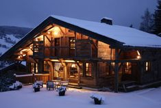 chalet luxe suisse