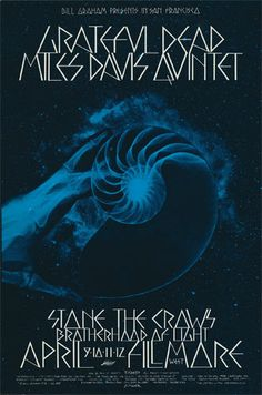 Grateful Dead / Miles Davis Quintet