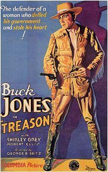 Buck Jones movie posters | Treason (1933 film) - Wikipedia, the free encyclopedia