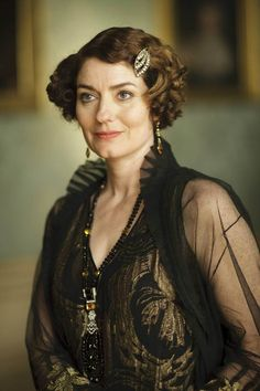 Downton Abbey season 5: Dowager Lady Anstruther