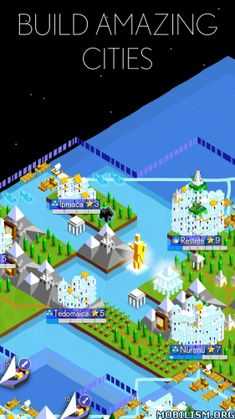 The Battle of Polytopia vMyriad+ b1006015 [Unlocked]Requirements: 4.0+Overview: The Battle of Polytopia is a turn based strategic adventure. It's a game about ruling the world, fighting evil AI tribes, discovering new...